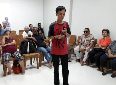 Preaching Competition 2017 (25 Nov 2017)