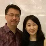 Senior Pastor | Roy Manuel Lumanauw + Suzanna Arifin