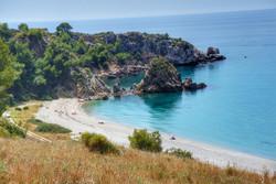Przewodnik Malaga - Plaża el Cañuelo