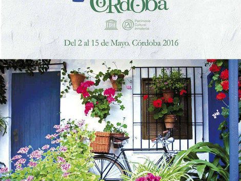 La fiesta de los Patios w Kordobie
