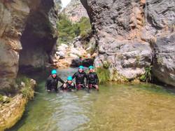 Przewodnik Malaga - Kanioning