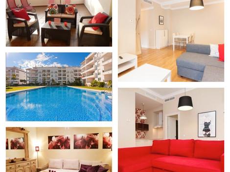 Apartamenty do wynajecia Costa del Sol