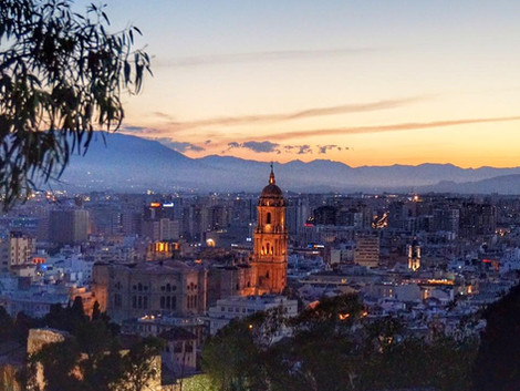 Czasem słowa są zbędne ... Malaga te quiero mucho  ❤️