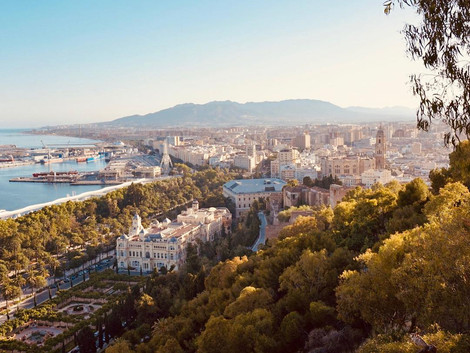 Malaga miastem energii