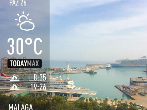 Temperatura w Maladz