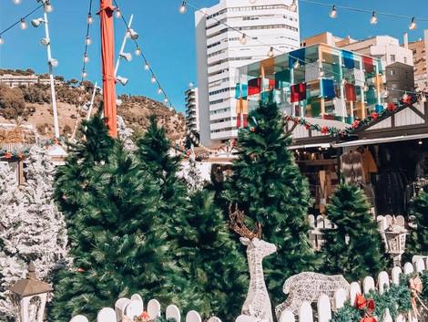 Święta Bożego Narodzenia w Maladze