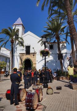 Ermita de Santiago Apostol- Marbella