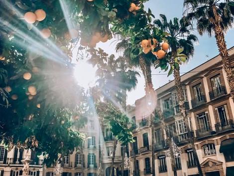 Malaga to zawsze dobry pomysl :)