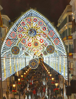 Christmas in Malaga 2018