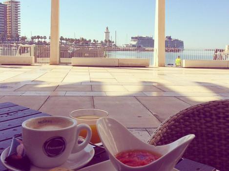 Top 10 miejsc z najlepszymi śniadaniami w Maladze