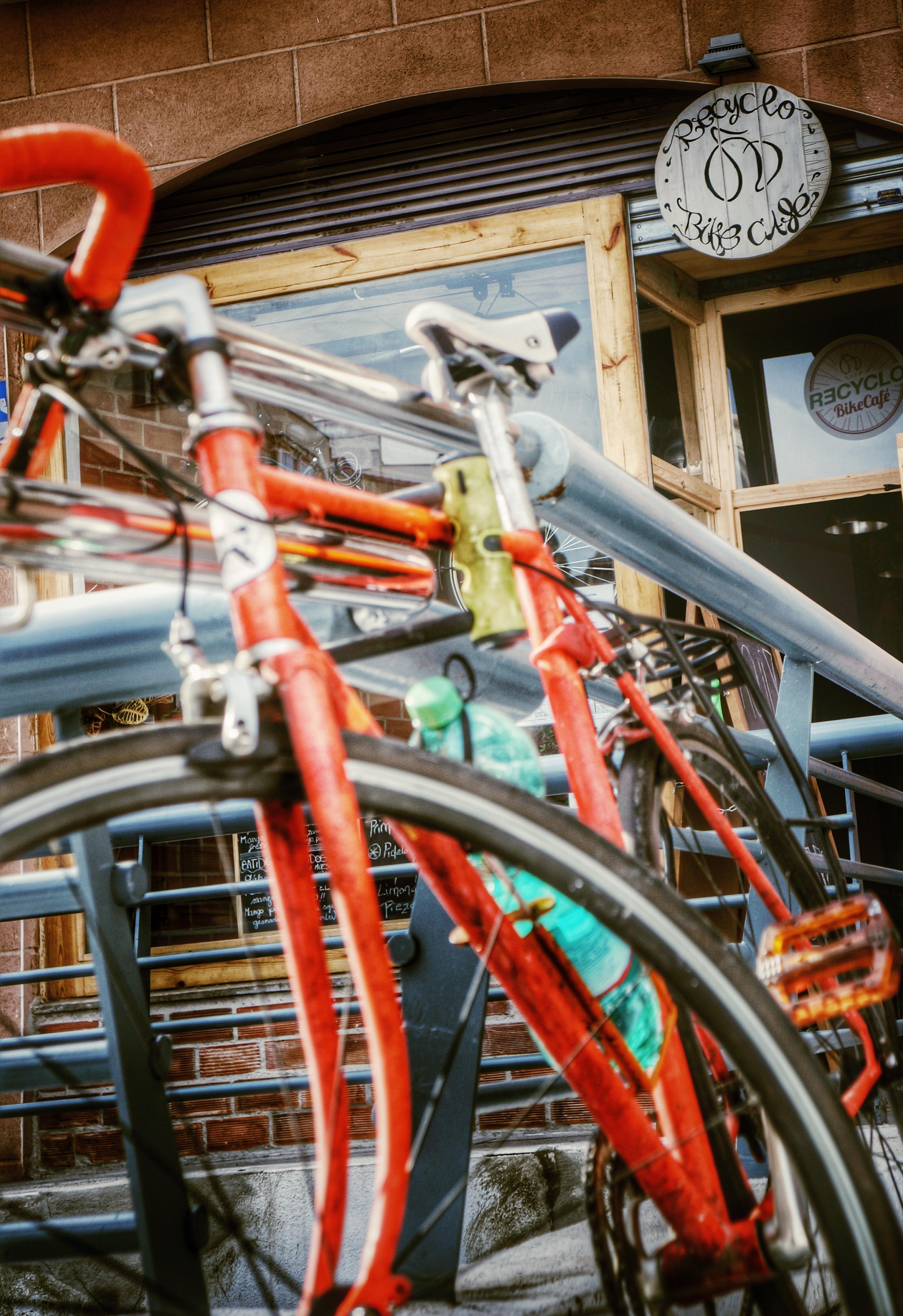 Przewodnik Malaga -Recyclo Bike Cafe