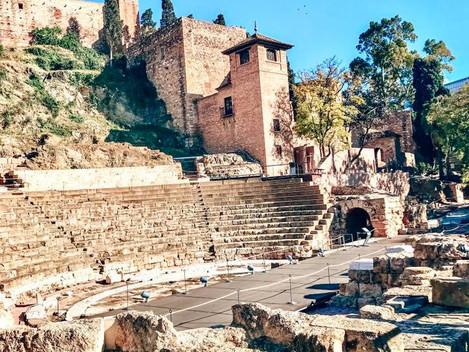 Alcazaba y Castillo de Gibralfaro Málaga