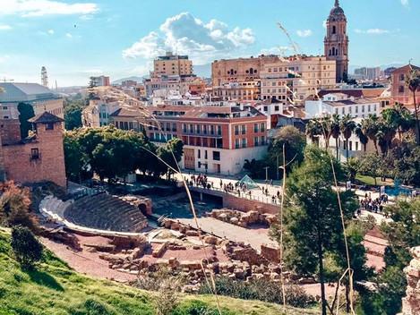 Punkt widokowy Mirador de la Alcazaba