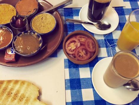 Najlepsze sniadanie w Maladze