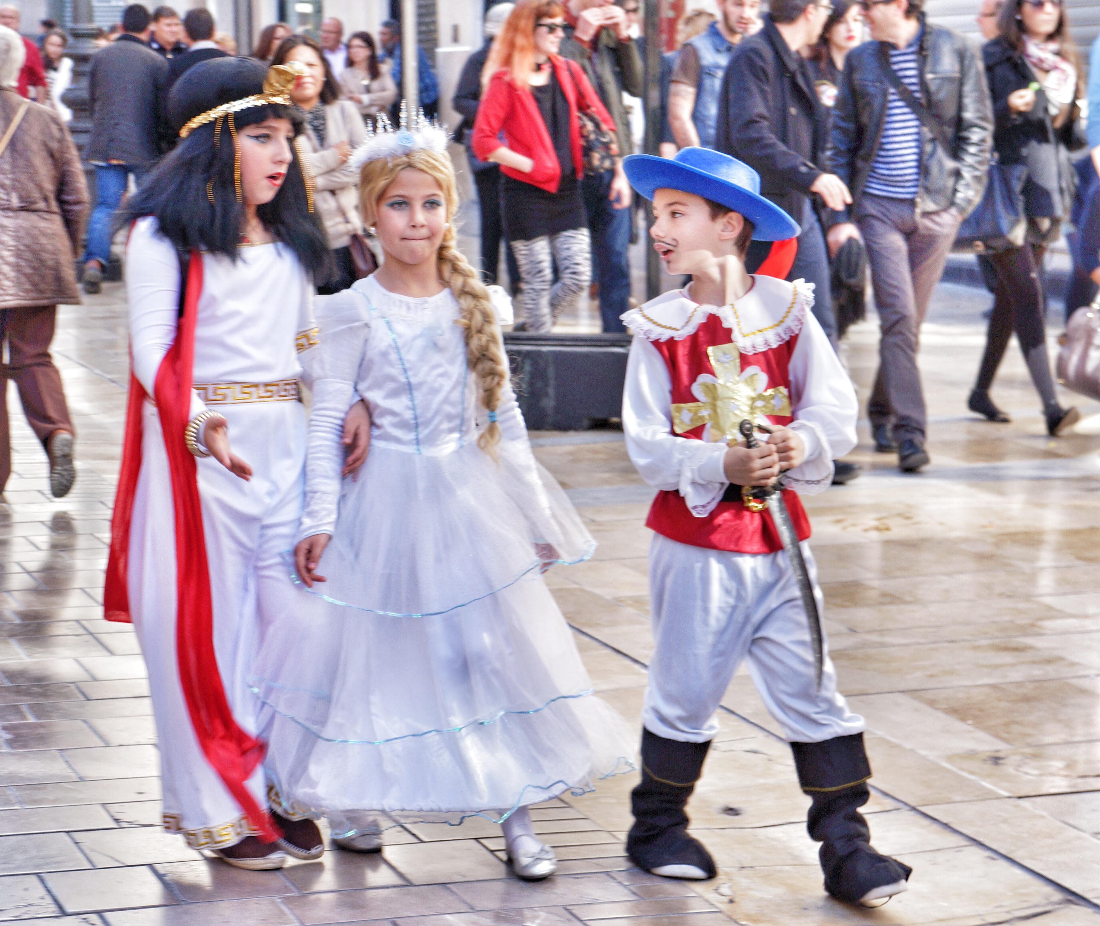 Carnaval de Malaga 2014