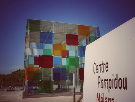 Centre Pompidou w Maladze