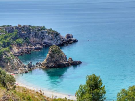 Maro i playa de Cañuelo