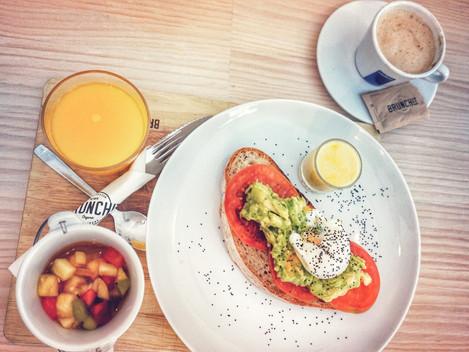 Sniadanie w Maladze - Brunchit