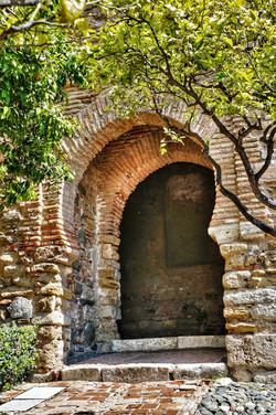 Przewodnik Malaga - Alcazaba
