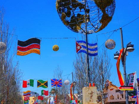 XXIV Feria Internacional de los Pueblos we Fuengiroli