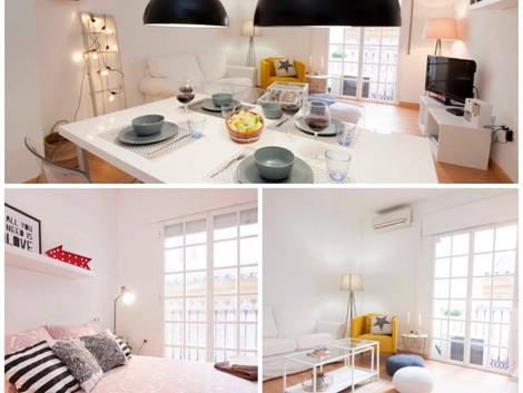 Wynajem apartamentów w Maladze