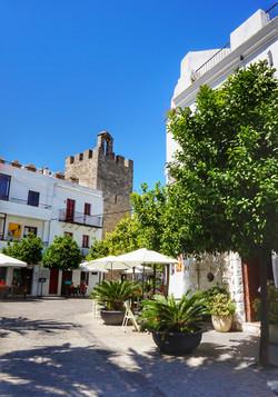Andaluzja - Vejer de la Frontera