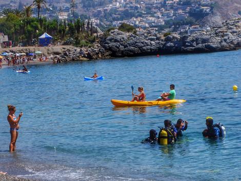 Plaża Marina del Este