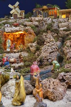 Boże Narodzenie w Maladze