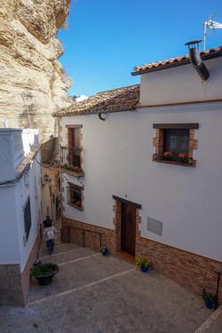 Andaluzja - Setenil de las Bodegas