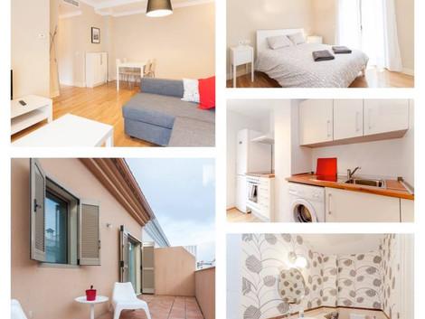 Apartamenty do wynajecia Malaga