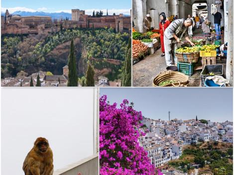 Wycieczki po Andaluzji