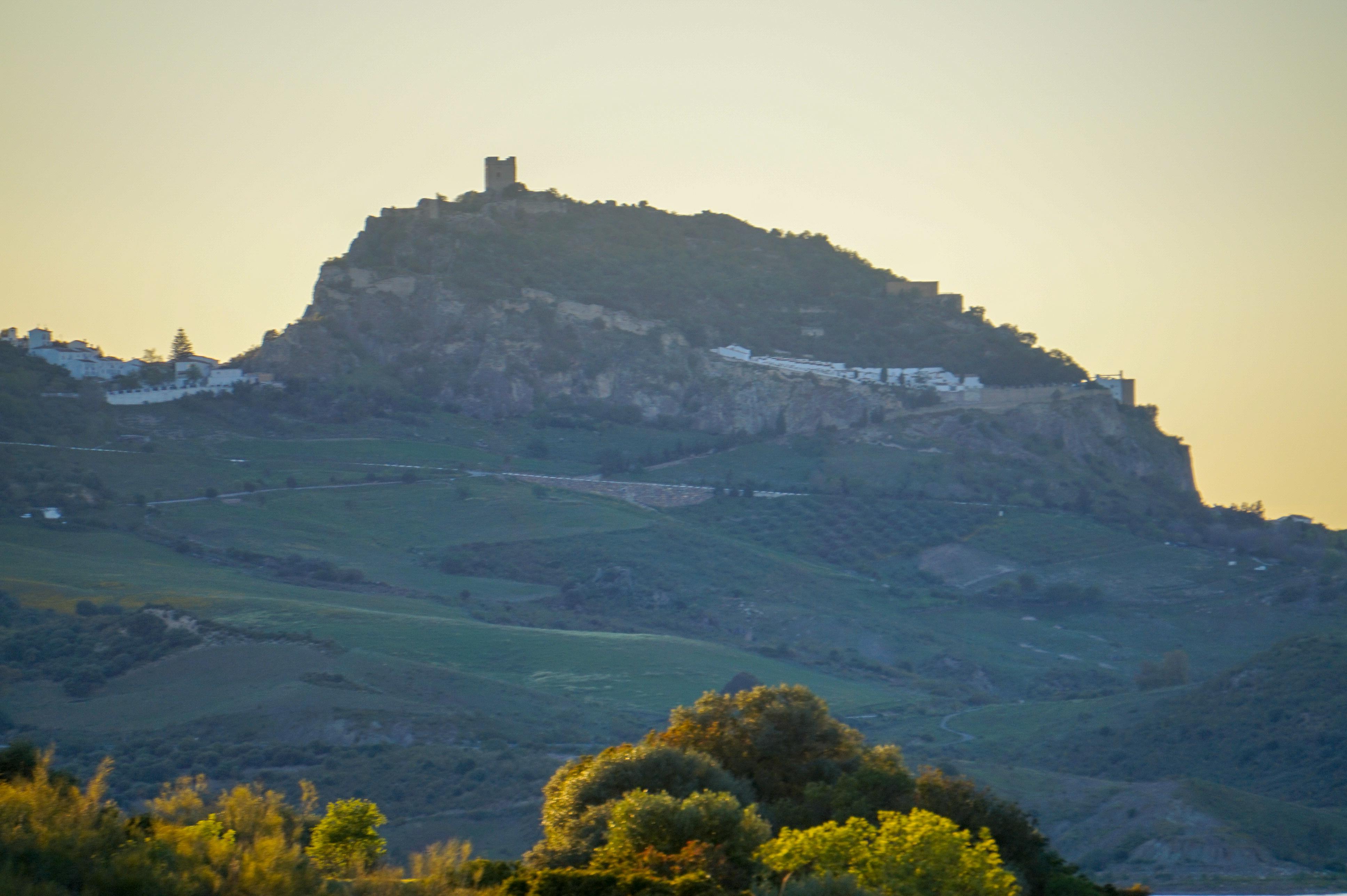 Andaluzja- Zahara de la Sierra