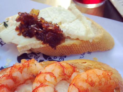 Pomysl na szybki lunch w Maladze