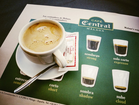 Kawa na 9 sposobow w Maladze