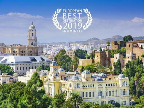 Malaga nominowana na najlepszy europejski kierunek 2019