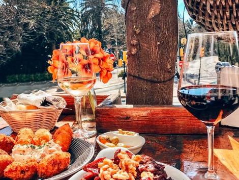 Co i gdzie zjeść w Maladze