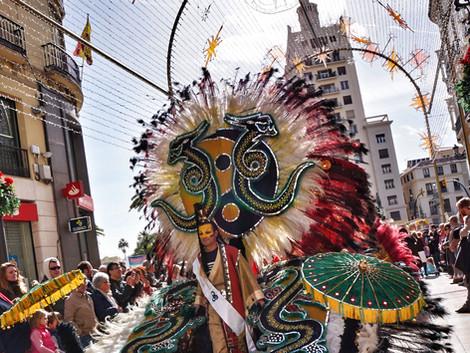 Karnawał w Maladze