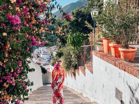 Frigiliana - perła białych miasteczek prowincji Malagi