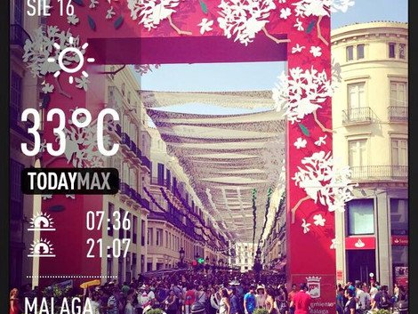 Feria de Malaga 2016