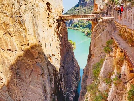 Caminito del Dey- Ścieżka Króla