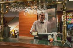 Przewodnik Malaga - Cafe Central