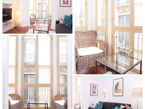 Apartamenty do wynajecia w Maladze