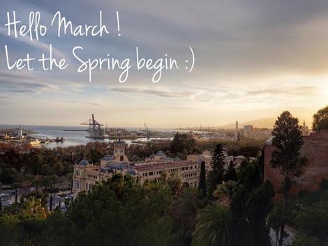 W oczekiwaniu na wiosne :)