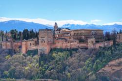 Wycieczki po Andaluzji - Granada