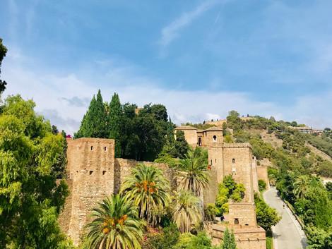 Co warto zobaczyć w Maladze - Alcazaba