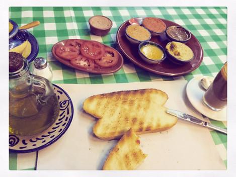 Najlepsze miejsce na śniadanie w Maladze