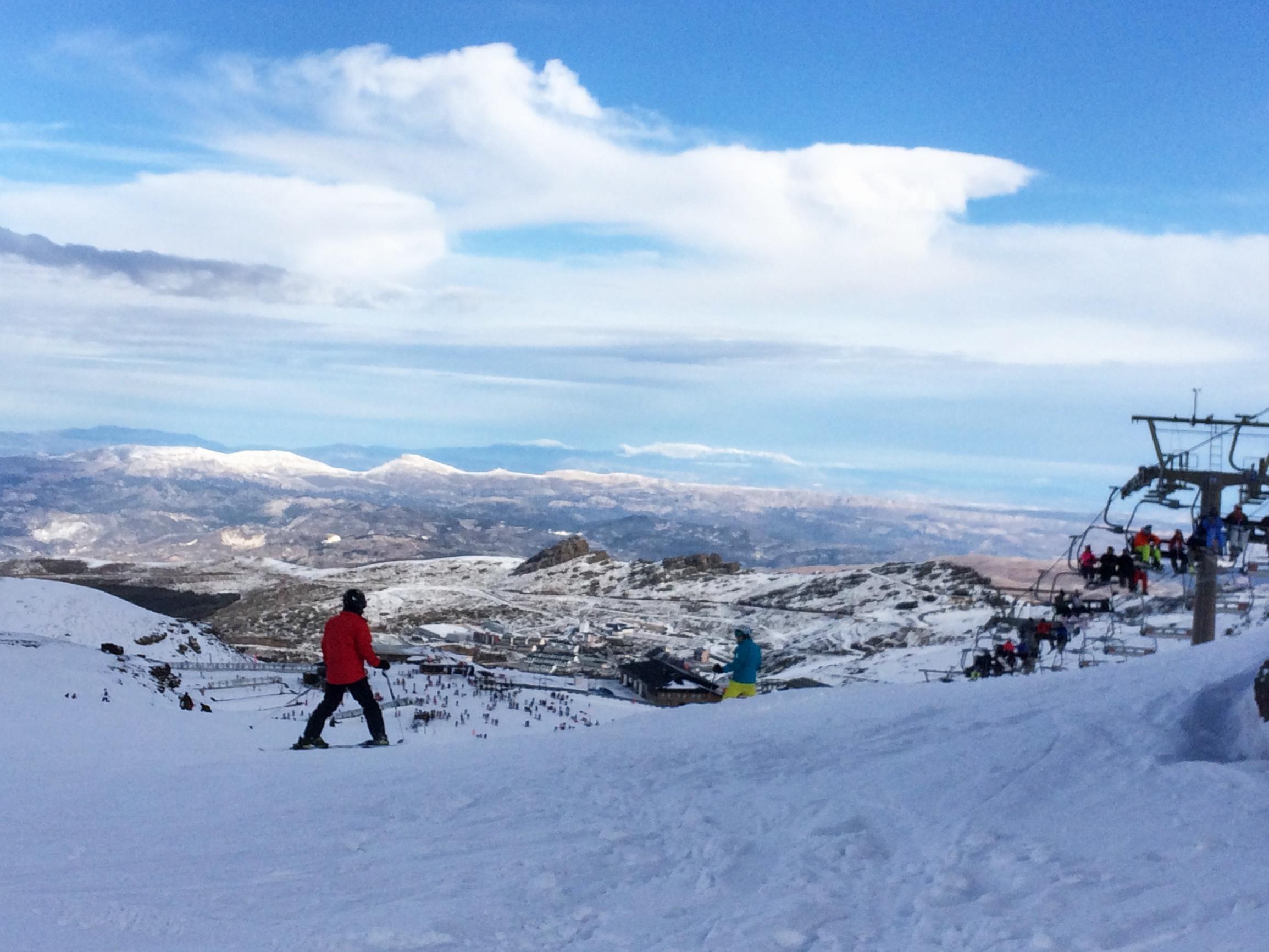Przewodnik po Maladze -Sierra Nevada