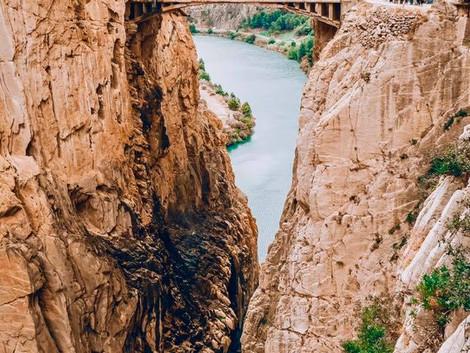 Ścieżka Króla - Caminito del Rey