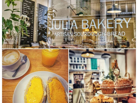 Najlepsza kawa w Maladze - Julia Bakery