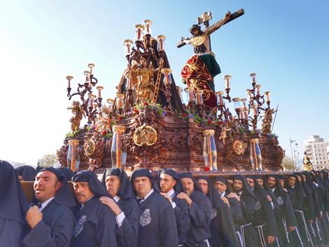 Semana Santa de Malaga 2017